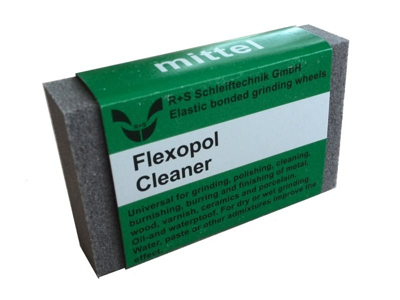 Flexopol 20x50x80 střední - Elastická brusiva Elastické brusné segmenty