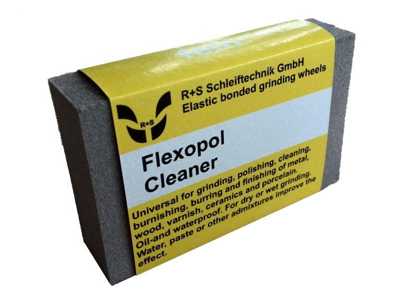 Flexopol 20x50x80 jemná - Elastická brusiva Elastické brusné segmenty